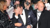 Daniel Craig bojoval na premiéře Skyfall s nevolností