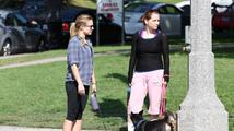 Kristen Bell bude maminkou, pochlubila se bříškem