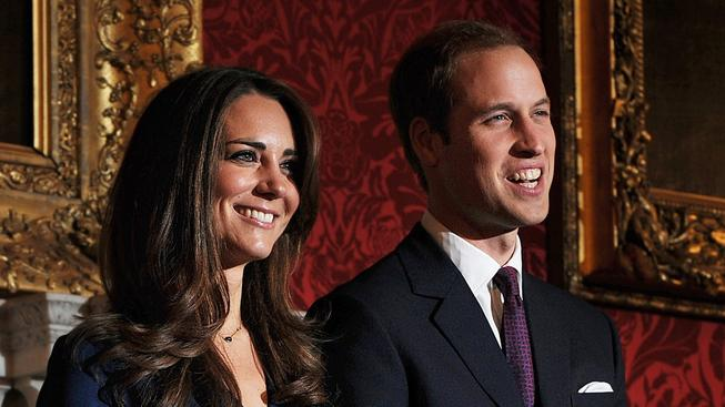 Catherine Midddleton a princ William
