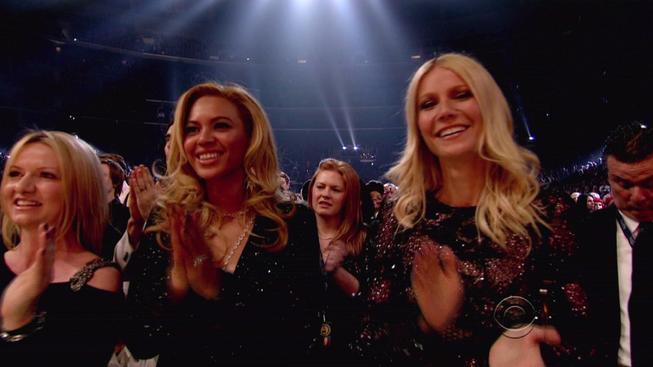 Beyoncé a Gwyneth Paltrow