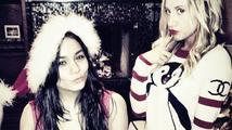 Vanessa Hudgens a Ashley Tisdale se připravují na Vánoce společně