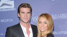 Rozchod Miley Cyrus a Liama Hemswortha se prý stal skutečností