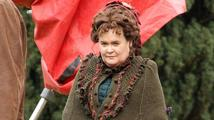 Susan Boyle pracuje na svém prvním filmu