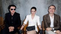 Kristen Stewart už netruchlí? Schází se prý s pohledným kolegou z branže
