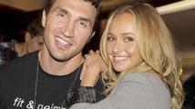 Boxer Kličko se zasnoubil s překrásnou americkou herečkou Hayden Panetierre