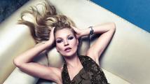Kate Moss oslavila čtyřicáté narozeniny