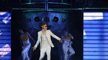 Justin Bieber včera v kině Lucerna rozvášnil fanoušky ve svém novém filmu Belive