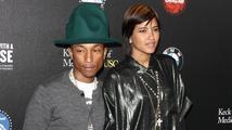 Pharrell Williams dostal od Ellen DeGeneres obří klobouk