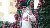 Justin Bieber řádil ve skate parku se Stevem-O