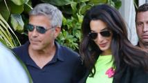 George Clooney se chce ženit na zámku