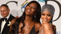 Polonahá Rihanna převzala ocenění Módní ikona roku