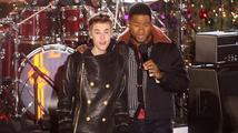"""Usher: """"Dal jsem Justinovi spoustu dobrých rad, ale teď už je to na něm."""""""