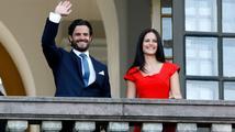 Další královská svatba na obzoru: Carl Philip se chystá před oltář