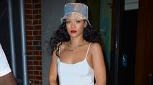 Rihanna se pochlubila novým piercingem