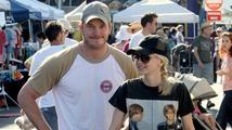 """Chris Pratt: """"Můj syn obnovil mou víru v Boha"""""""