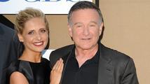 """Sarah Michelle Gellar: """"Robin Williams byl mým vysněným tátou"""""""