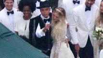 Ashlee Simpson a Evan Ross se vzali