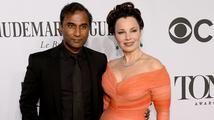 Fran Drescher se provdala za indicko-amerického miliardáře