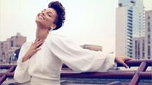 Alicia Keys nafotila těhotenský akt