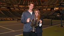Andy Murray se zasnoubil