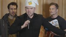 Tohle prostě musíte vidět: Vánoční song Evropy 2