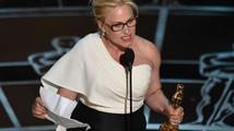 Oscaři 2015: Patricia Arquette řečnila o právech žen