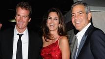 George Clooney skončil v posteli s Cindy Crawford