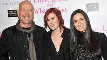 Rumer Willis: 'Rodiče se vždy snažili všechno dělat společně'