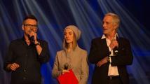 Žebřík naděloval: radují se Aneta Langerová, Tomáš Klus, Voxel, PSH nebo Olga Sommerová