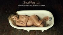 Těhotná Marisa Miller se svlékla pro PETA