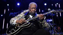Král blues B.B. King odešel do hudebního nebe