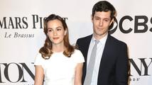 Adam Brody a Leighton Meester čekají první dítě