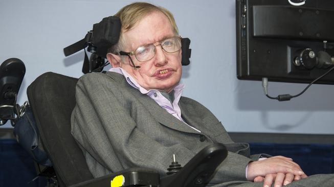 Stephen Hawking hledá nový hlas – podívejte se na video z konkurzu