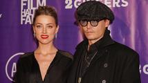Amber Heard o svatbě s Deppem: 'Byl to organický proces'