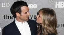Jennifer Aniston a Justin Theroux se vzali!