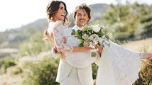 Konečně! Oficiální svatební fotografie Iana Somerhaldera a Nikki Reed jsou tady