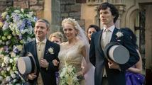 Hvězda Sherlocka má strach o život: Vyhrožují jí baseballkou!