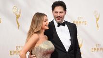Sofia Vergara a Joe Manganiello na cenách Emmy potvrdili, že se ještě letos vezmou