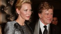 Cate Blanchett o spolupráci s Robertem Redfordem: 'Byl to jeden z vrcholů mé dosavadní kariéry'