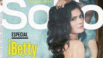Ošklivka Betty se svlékla pro časopis SoHo. Mrkněte na video z focení!