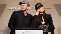 Novopečený tatínek Justin Timberlake: 'Rodičovství? V tom s Jessicou ještě moc dobří nejsme!'