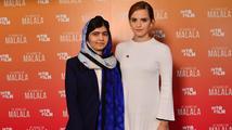 Inspirativní rozhovor: Emma Watson vyzpovídala Malalu Yousafzai