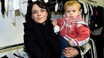 Herečka známá ze seriálu Ordinace v Růžové zahradě přiznala, že nezvládá výchovu svého syna