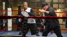 Sylvester Stallone se na stará kolena vrací do boxerského ringu