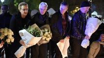 Bono Vox o nadcházejících vystoupeních v Paříži: 'Nic nás nezastaví!'