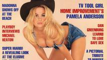 Blonďatá sexbomba Pamela Anderson se ještě jednou svlékne pro Playboy