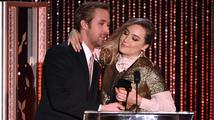 Saoirse Ronan o Ryanu Goslingovi: 'Je to blonďatý kanadský Ježíš!'