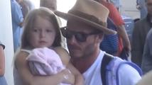 David Beckham prozradil, že Harper bude mít úplně jiná pravidla pro randění než její sourozenci