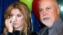 Céline Dion truchlí. Její manžel prohrál svůj boj s rakovinou hrtanu
