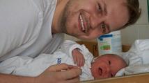 Šťastný Martin Chodúr se rozpovídal o svém novorozeném synovi